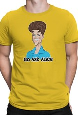 Huntees Go Ask Alice T-shirt