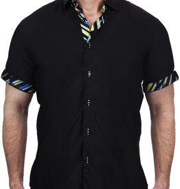 Maceoo Galileo Short Sleeve Shirt