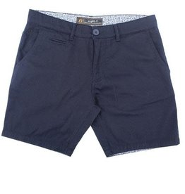 Eight X Slim Fit Textured Short
