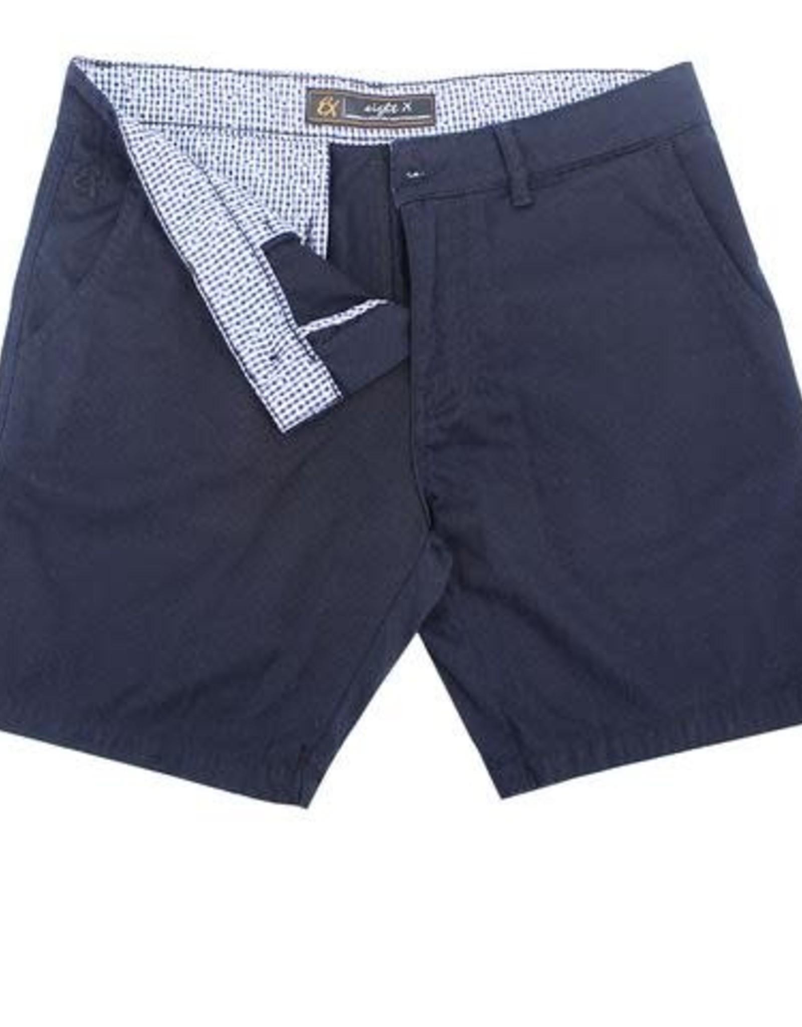 Eight X Slim Fit Textured Short