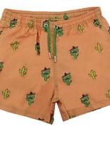 Eight X Sombrero Cactus Swim Trunk