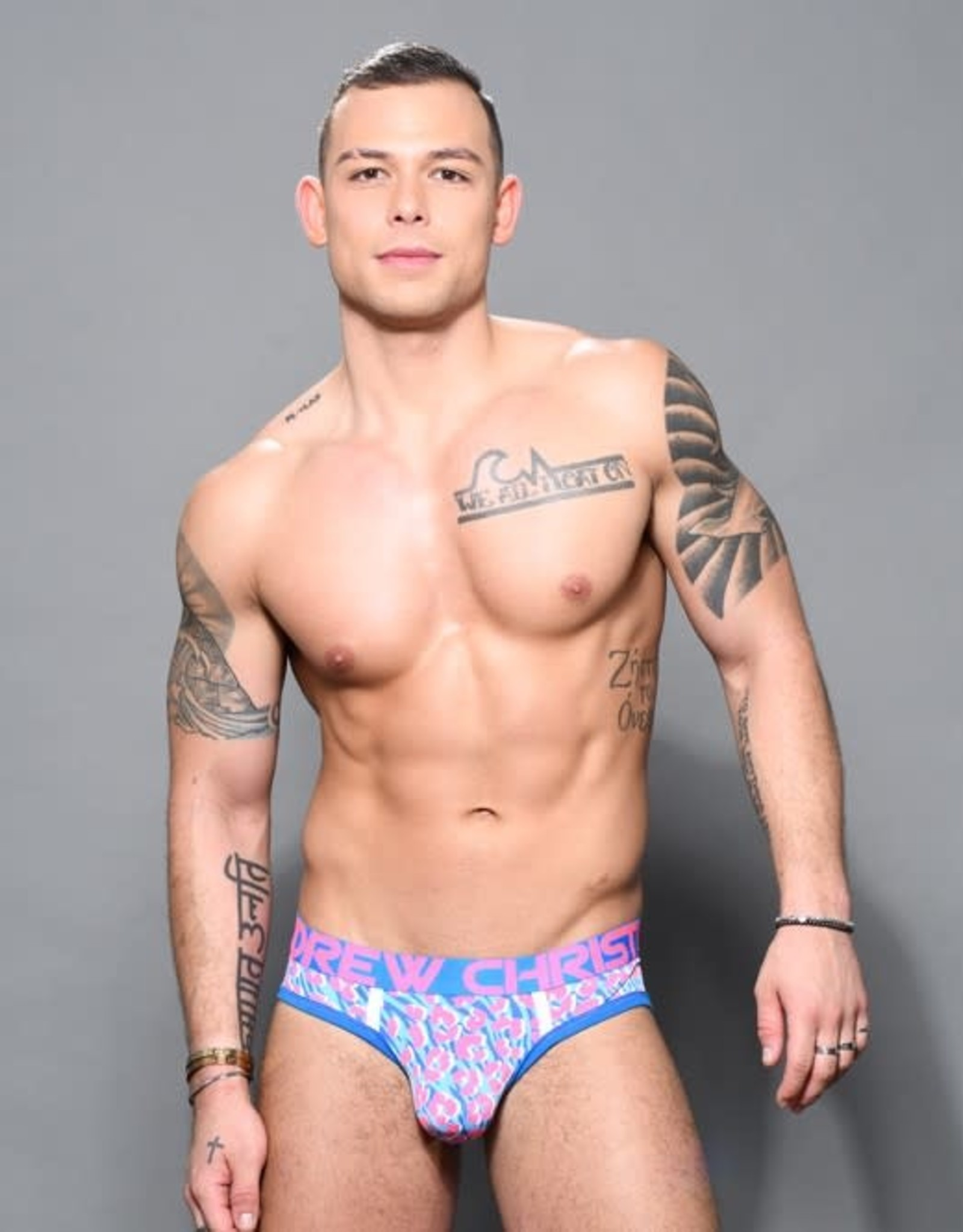 Andrew Christian Disco Animal Brief