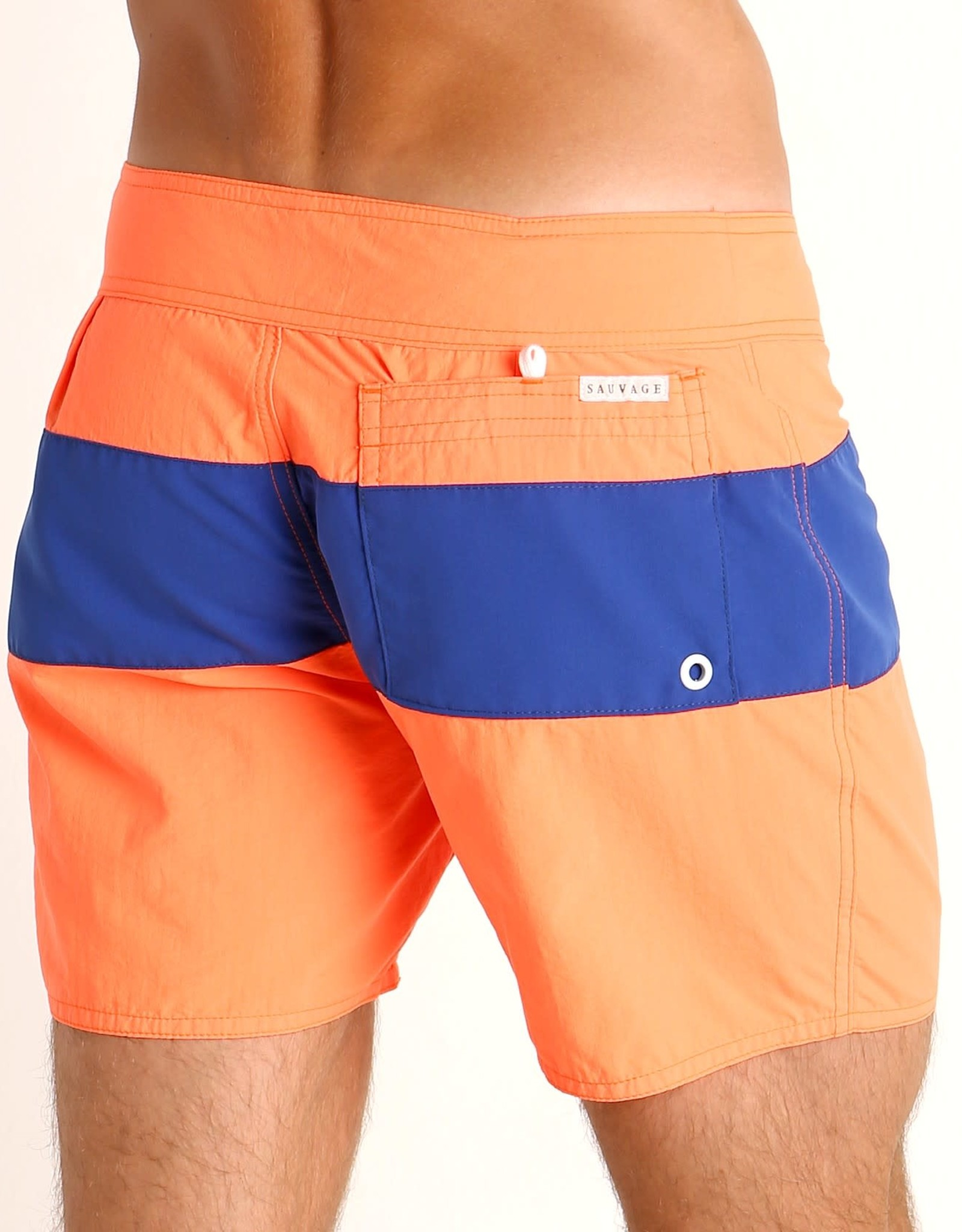 Sauvage Miami Brights Board Shorts
