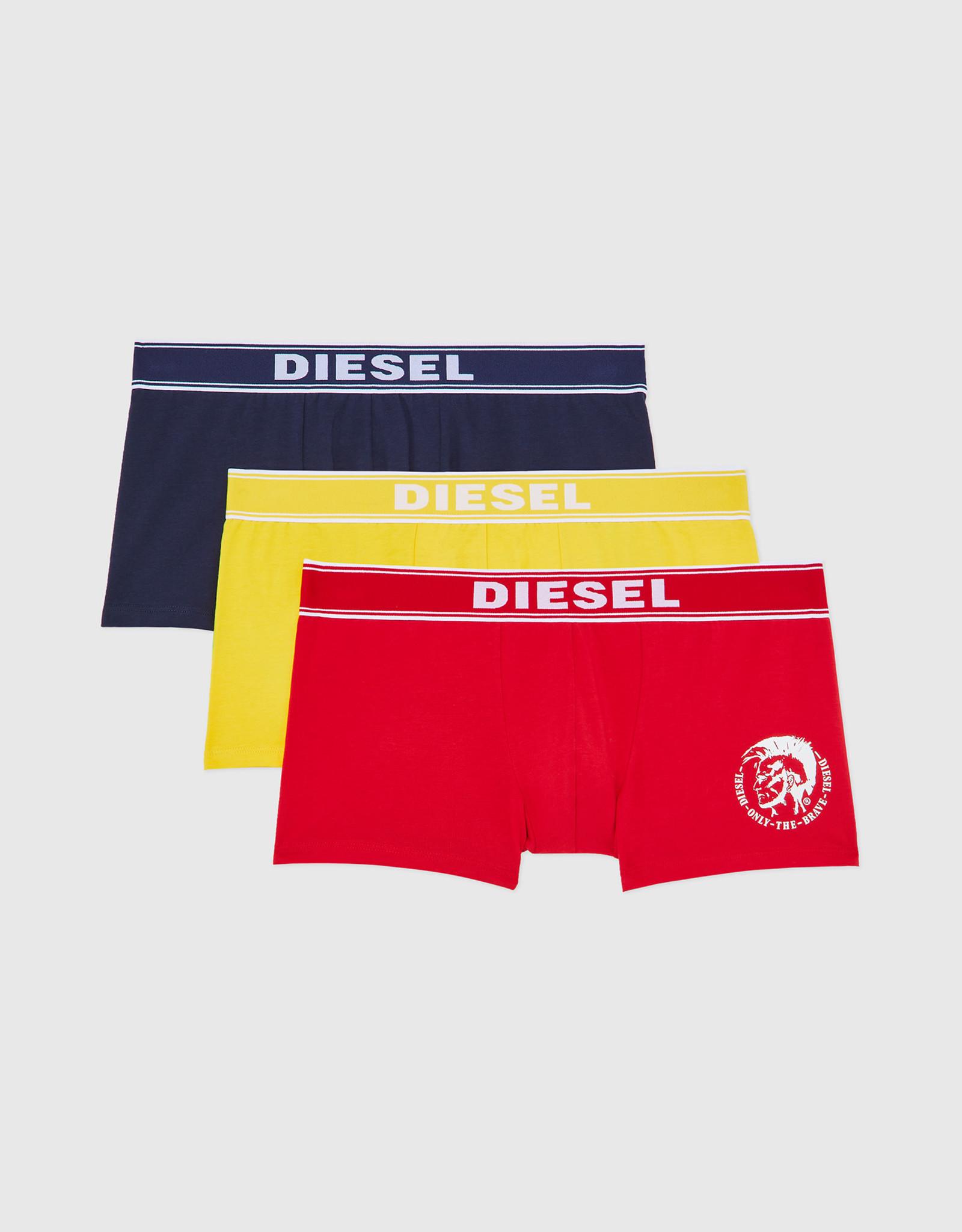Diesel 3pk Shawn Mohawk Boxer