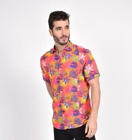 Eight X Sunset Hawaiian Shirt