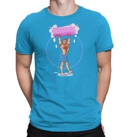 Huntees Wash It Man T-shirt