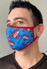 Andrew Christian Daddy Love Glam Mask (in store purchase only)