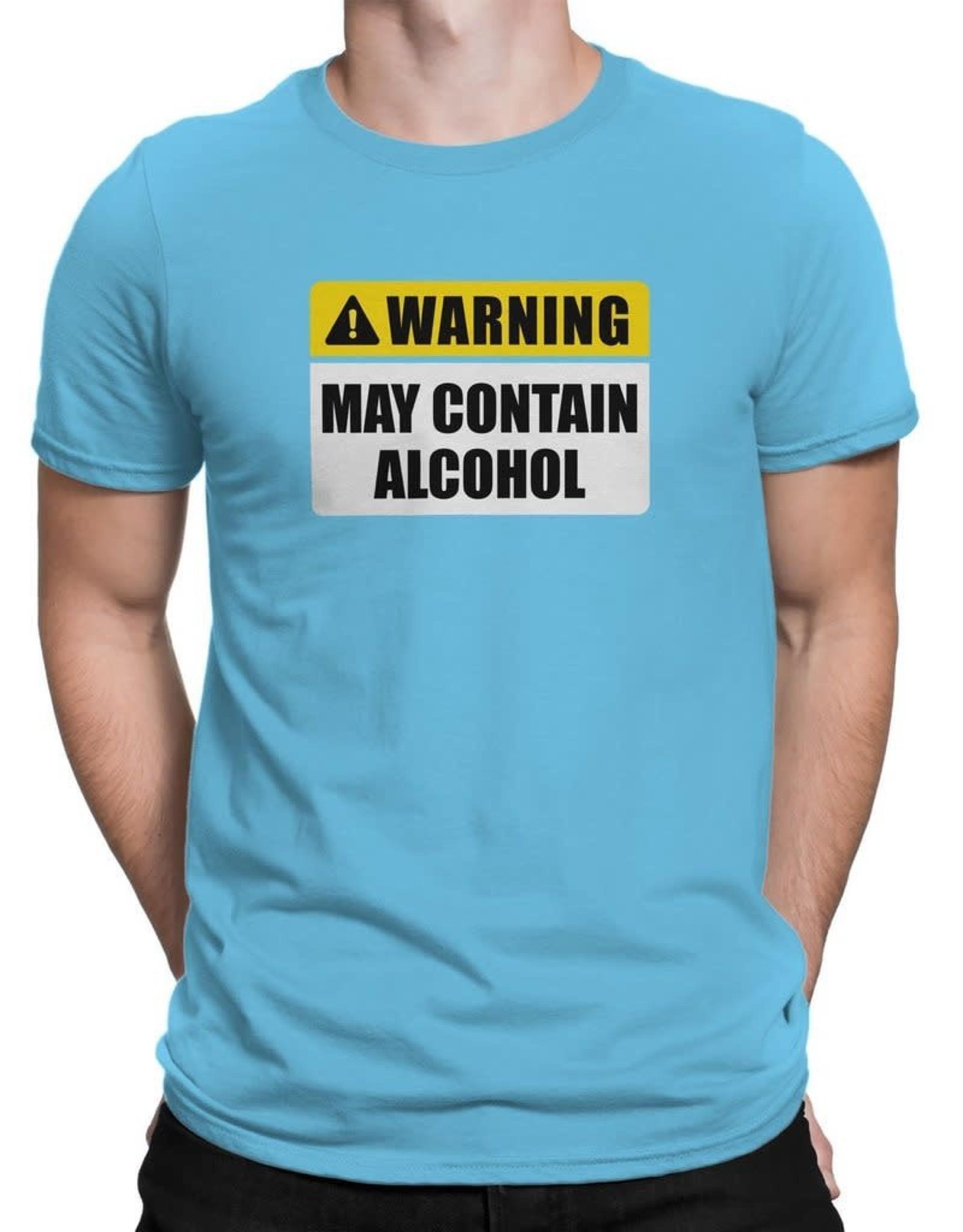 Huntees Warning Alcohol T-Shirt