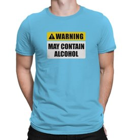 Huntees Warning Alcohol T-Shirt