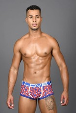 Andrew Christian Sweetheart Mesh Boxer w/Almost Naked
