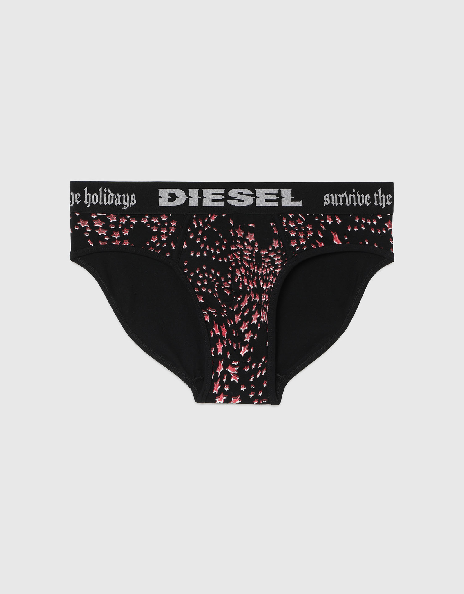 Diesel Survive the Holidays Andre Brief