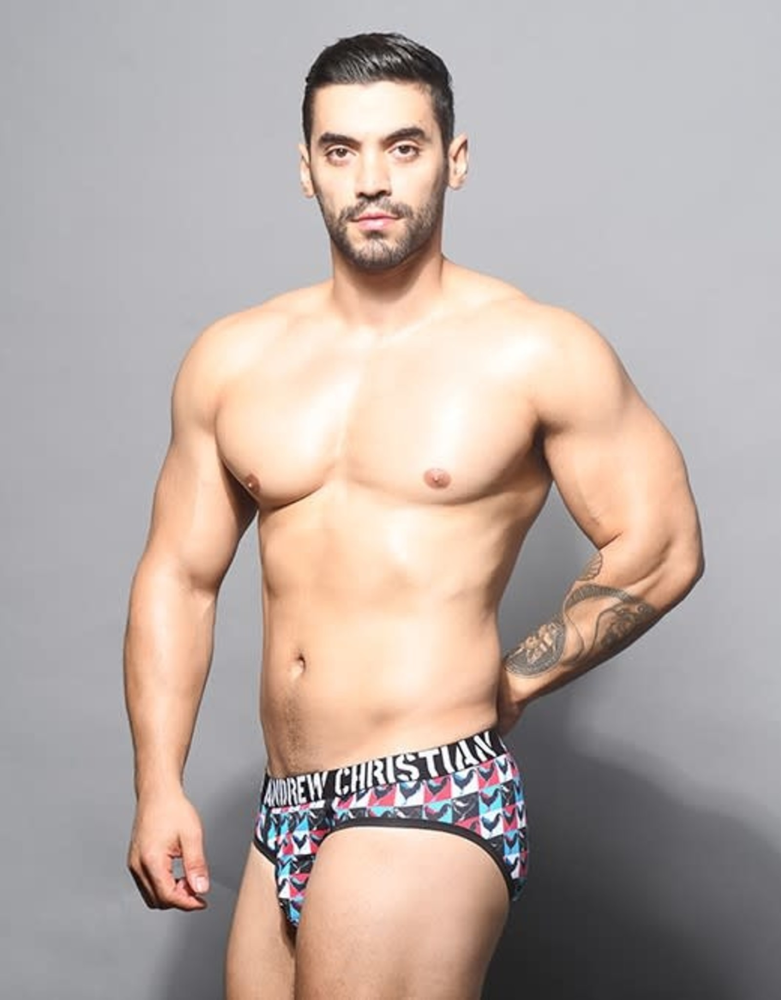 Andrew Christian Cock Brief w/Almost Naked