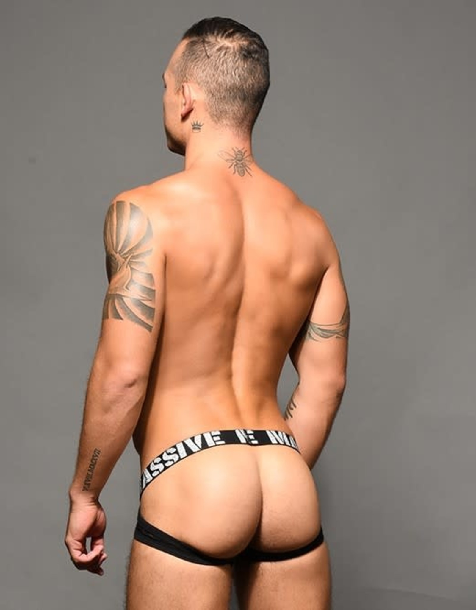 Andrew Christian Massive Sheer Air Comfort Jock