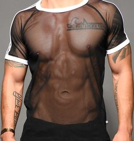Andrew Christian Performance Net Tee