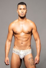 Andrew Christian Golden Tiger Brief (in store purchase only)