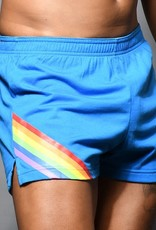 Andrew Christian Pride Retro Gym Shorts