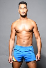 Andrew Christian Pride Retro Gym Shorts (in store purchase only)