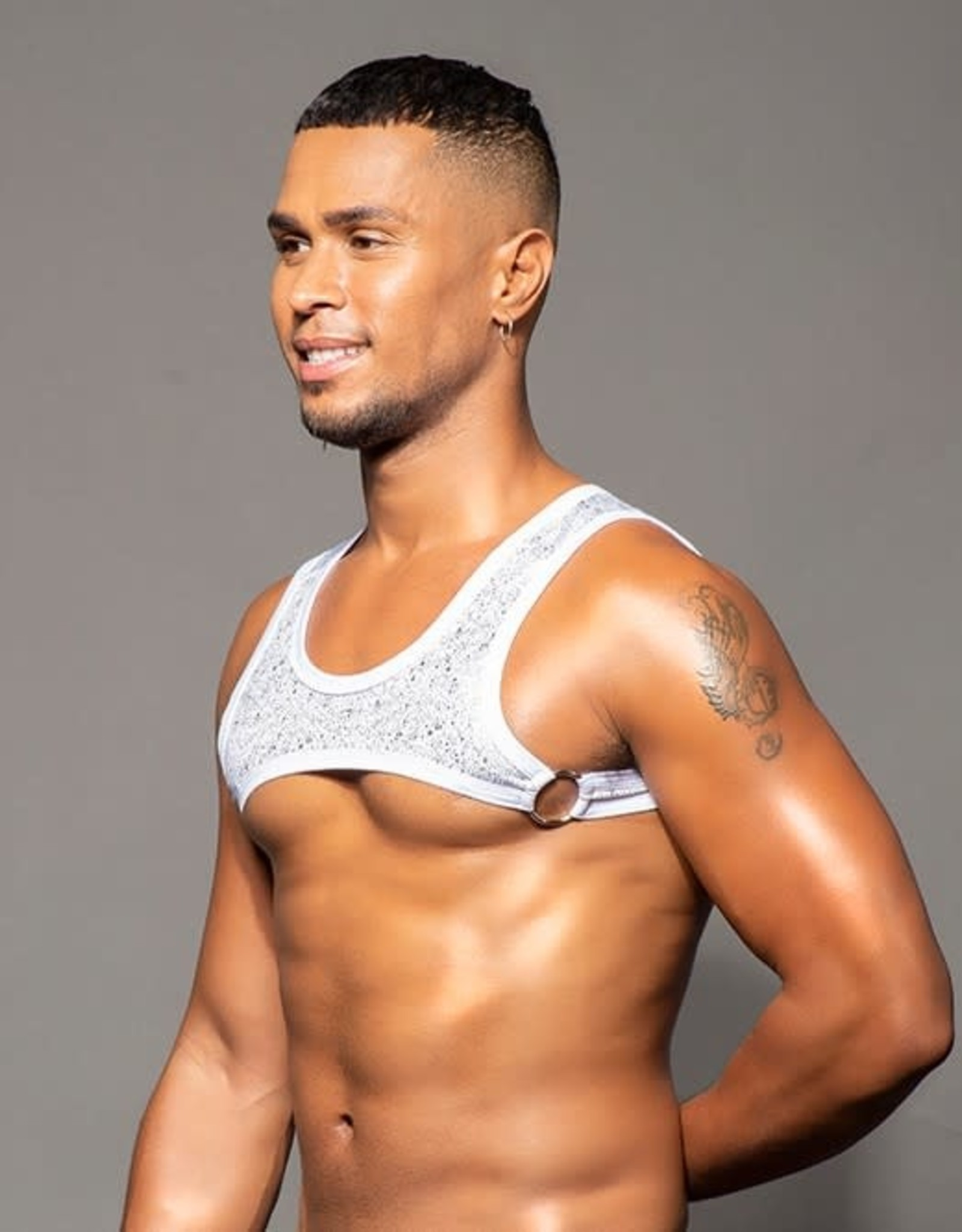 Andrew Christian Snow Ring Harness