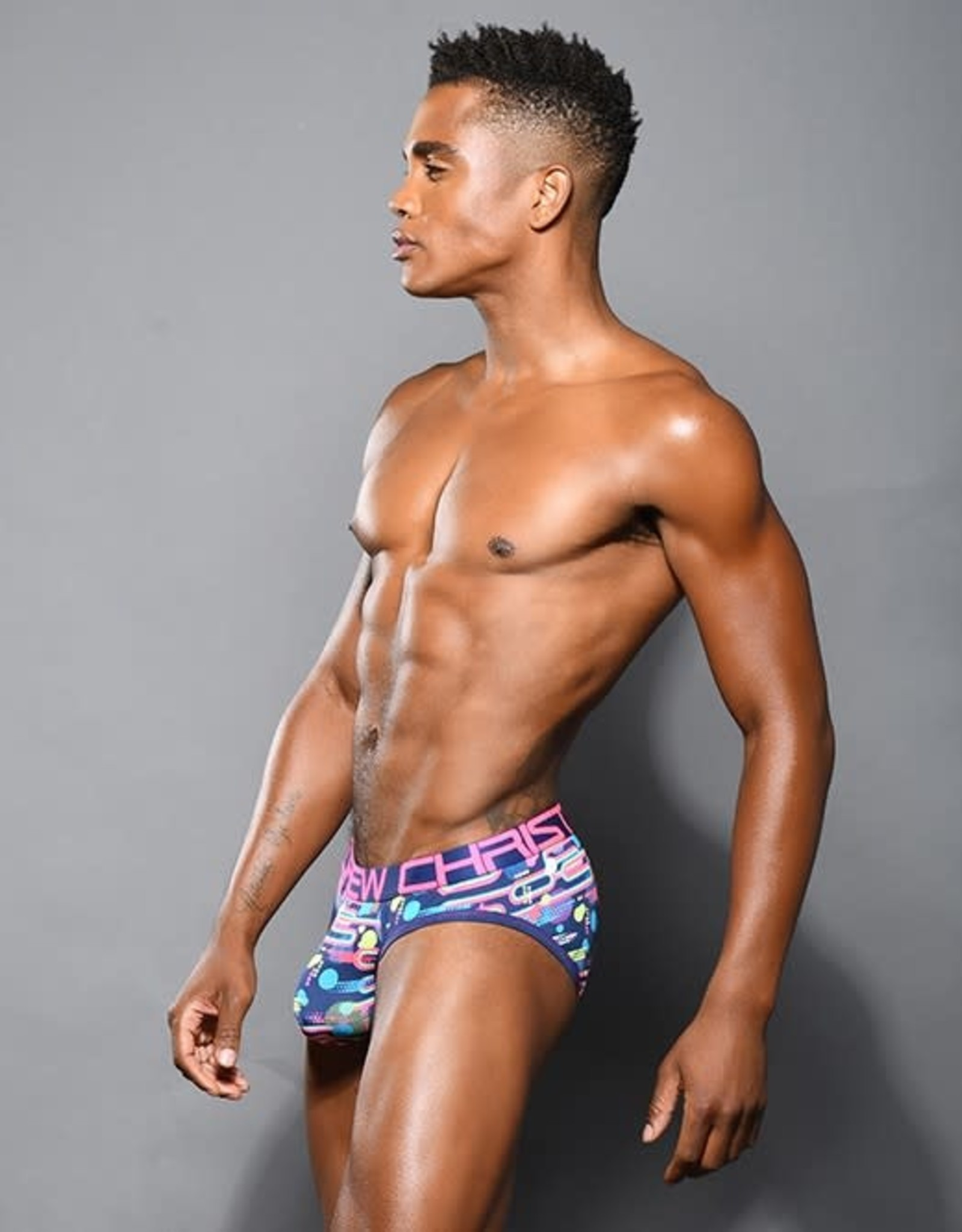 Andrew Christian Funky Retro Brief (in store purchase only)