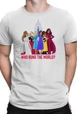 Huntees Who Runs the World? Tee