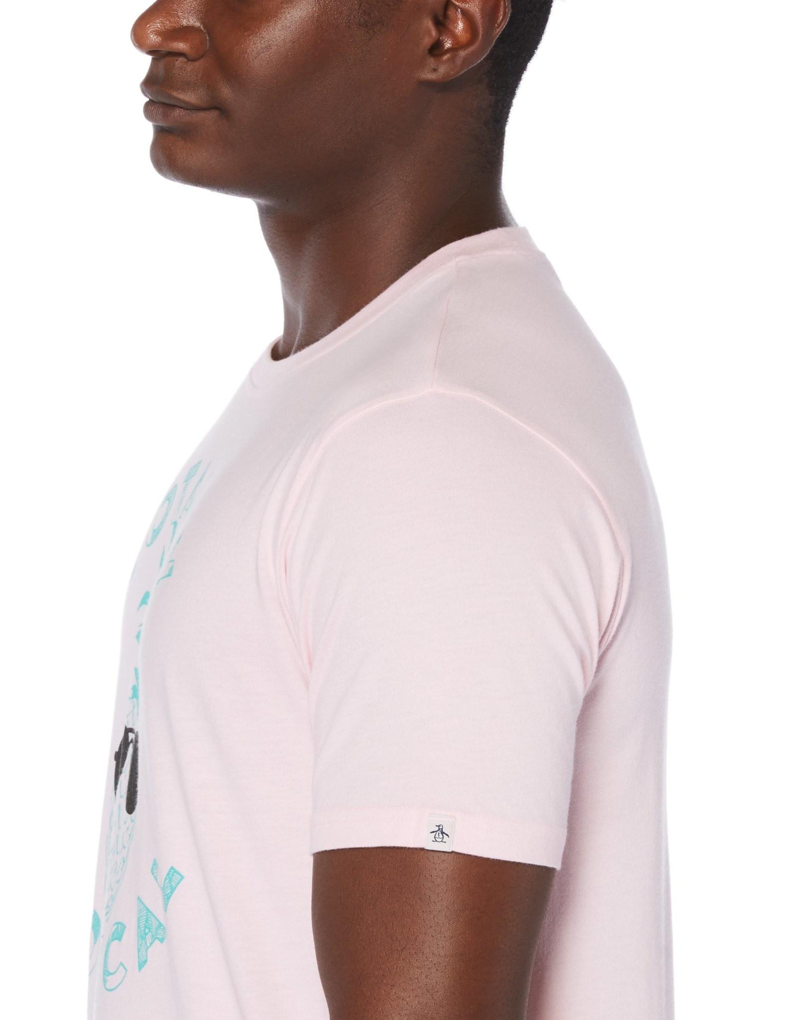 Penguin Totally Tropical T-Shirt