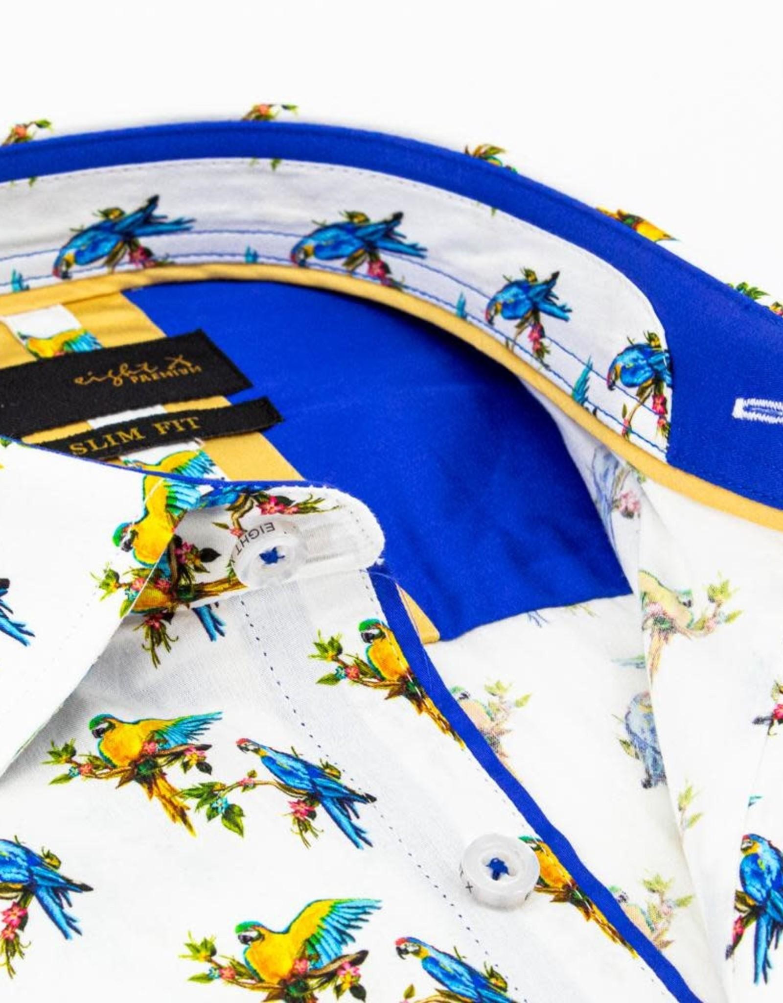 Eight X Parrot Bay Shirt