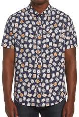 Penguin Domino Print Shirt