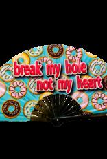 Gay Fan Club Heart Breaker Fan