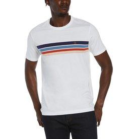 Penguin Chest Stripe T-Shirt