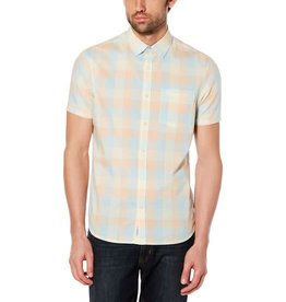 Penguin Penguin Plaid Short Sleeve Shirt