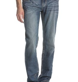 Rock Revival Palfrey Straight Cut Jean