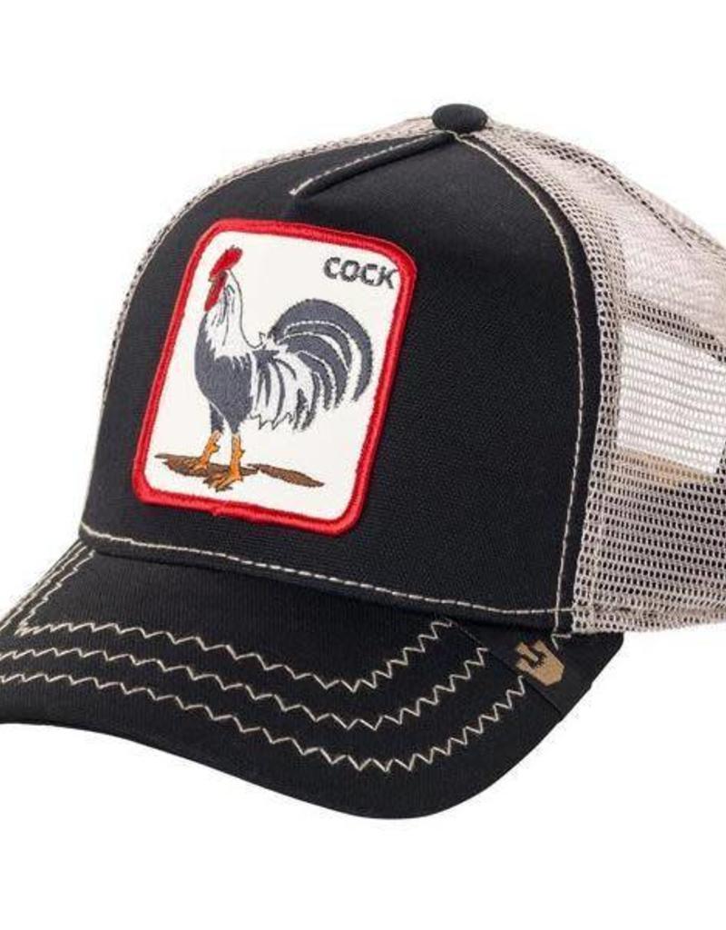 Goorin Bros Goorin Bros Rooster Black Cap