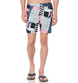 Penguin The 90's Volley Swim Trunks