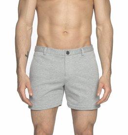 parke & ronen Parke & Ronen Slate Knit Holler Shorts