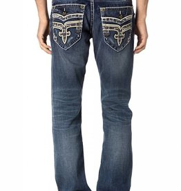 Rock Revival Rock Revival Rumo Straight Cut Jean