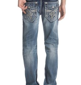 Rock Revival Abijah Straight Cut Jean