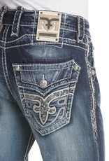 Rock Revival Rock Revival Abijah Straight Cut Jean
