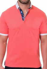 Maceoo Maceoo Picque Coral Polo