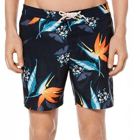 Penguin Penguin Bird of Paradise Swim Trunks