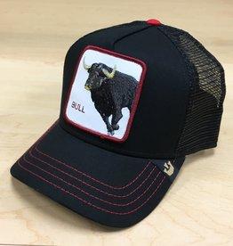 Goorin Bros Bull Honky Black Cap