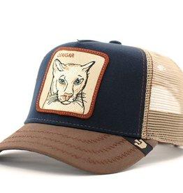 Goorin Bros Navy Cougar Cap