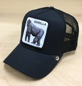 Goorin Bros King of Jungle Black Cap