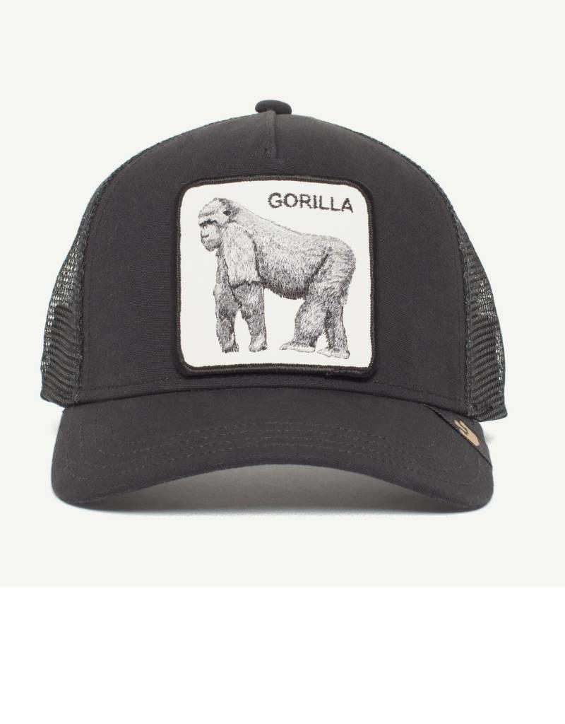Goorin Bros Goorin Bros King of Jungle Black Cap