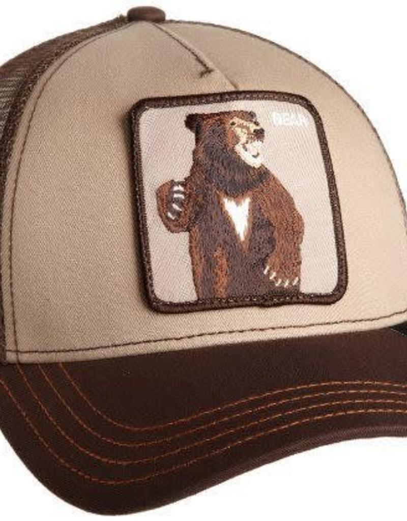Goorin Bros Goorin Bros Brn Lone Star Bear Cap