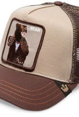 Goorin Bros Goorin Bros Brn Bear Cap