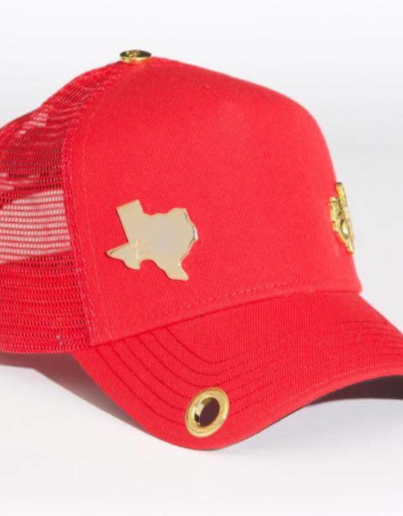 00f21c41395 Red Monkey Hats