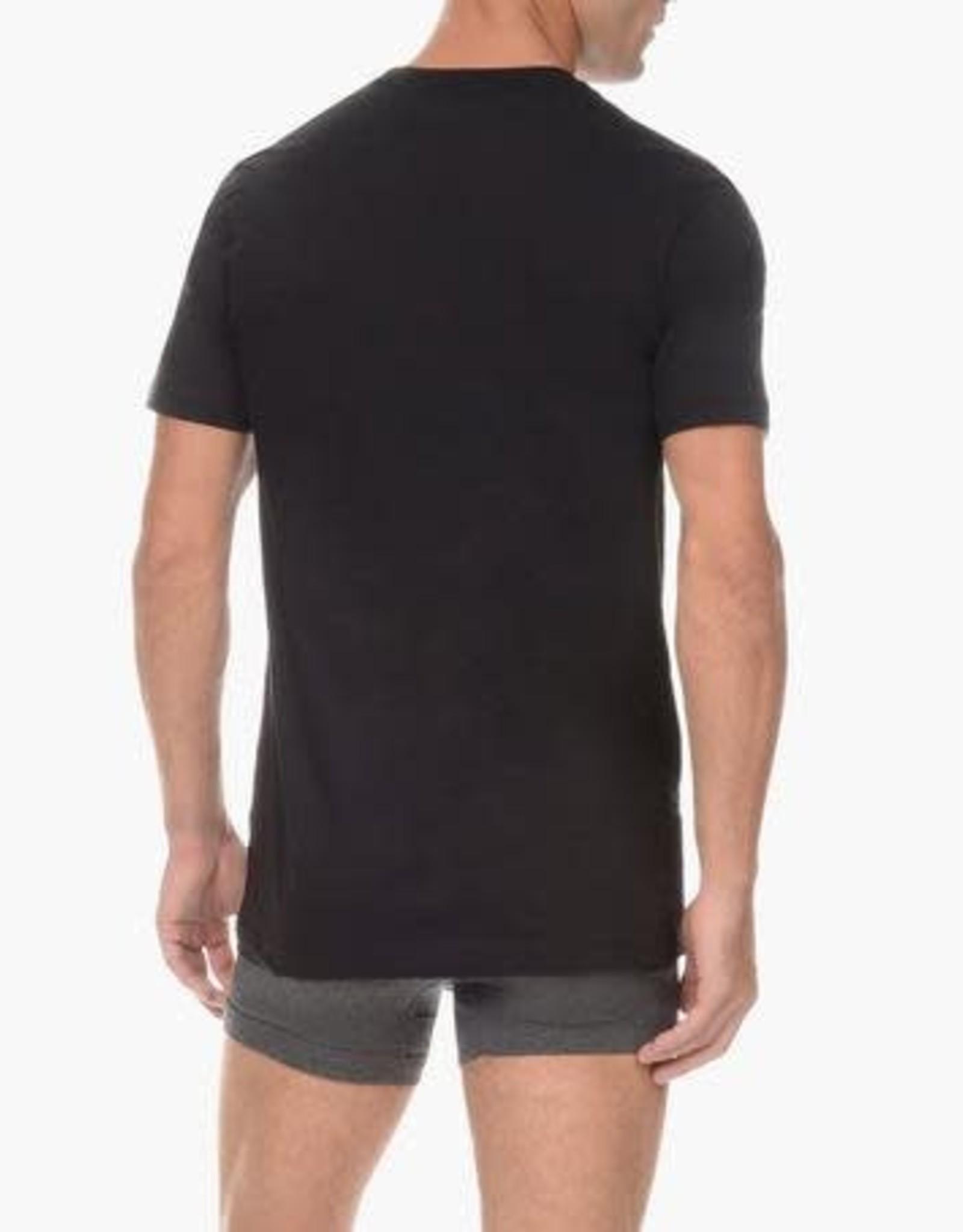 2(x)ist 3PK Crew T-Shirt