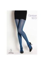 Bleu Forêt Collant BF opaque 50 4504