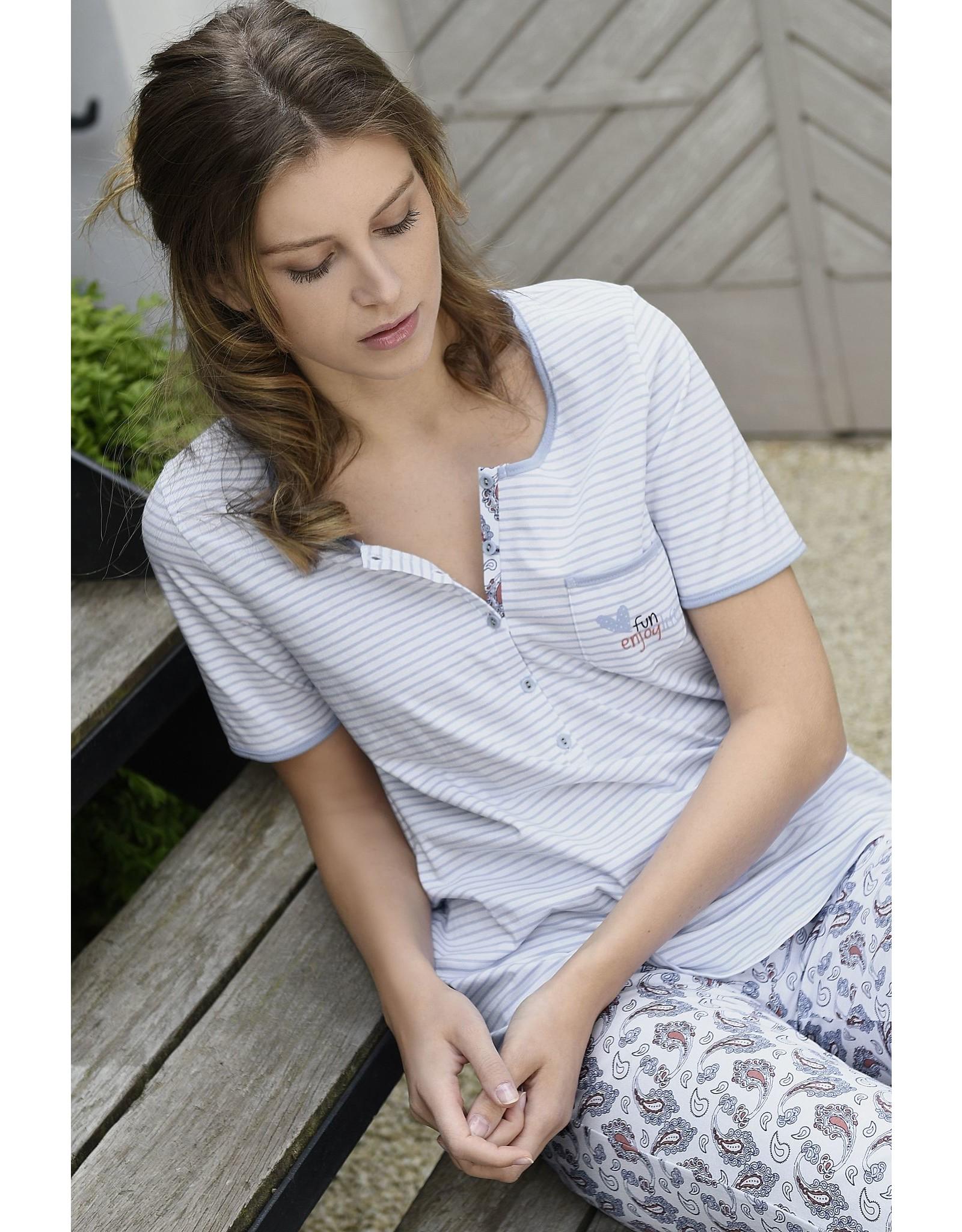 Ringella Pyjama Ringella Women 0211228