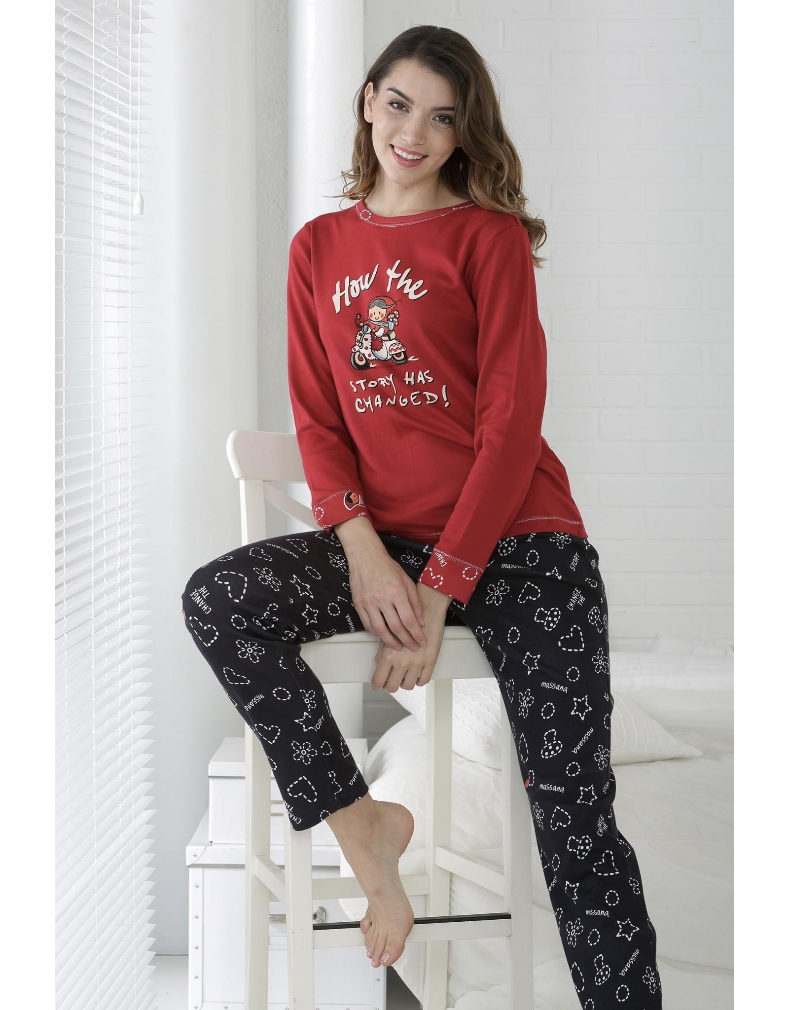 Massana Pyjama Massana Chaperon rouge P701202